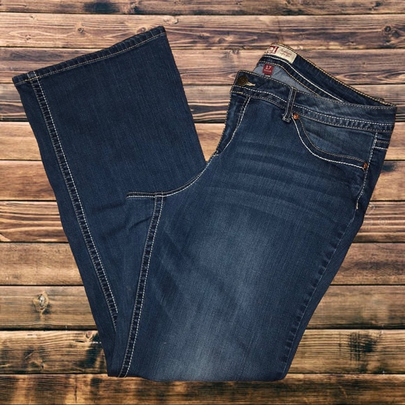 5a8d0f3bcf9 lei Denim - 17R L.E.I Bridget Curvy Bootcut Jeans